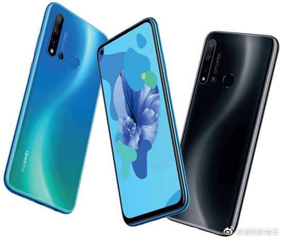Это Huawei Nova 5: опубликованы изображения, характеристики и цена смартфона