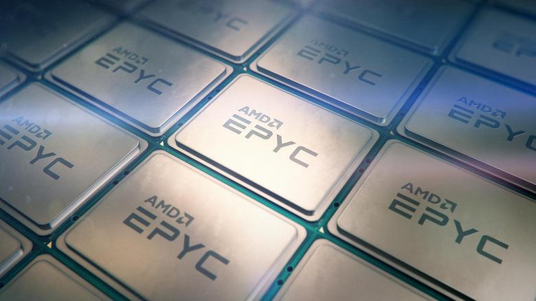 Базовая частота прототипа серверного 32-ядерного CPU AMD Epyc нового поколения — 1,7 ГГц