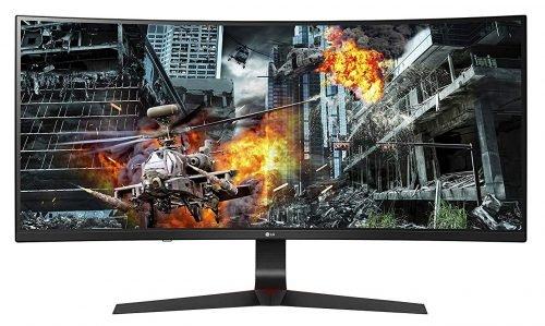 34 дюйма, Full HD и кадровая частота 144 Гц — это новый игровой монитор LG 34GL750