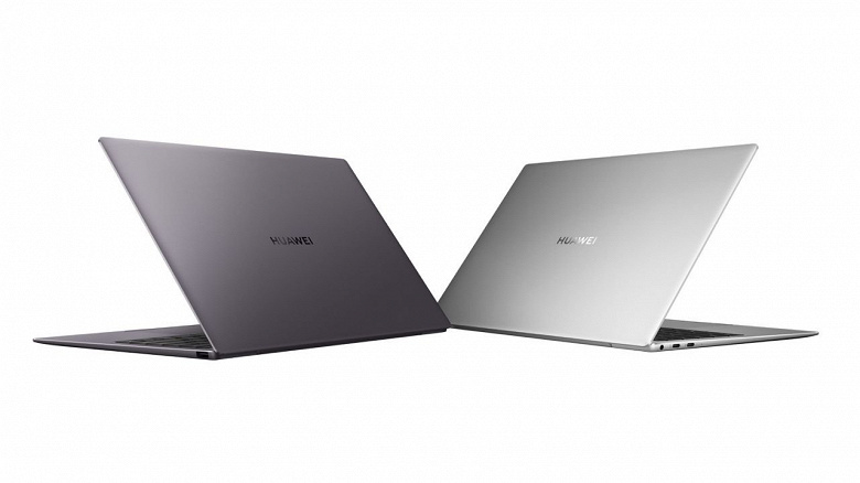 Huawei приостановила поставки и разработку ноутбуков