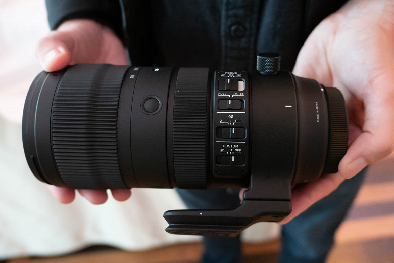Sigma признает наличие дефекта в объективах 60-600mm F4.5-6.3 DG OS HSM | Sports и 70-200mm F2.8 DG OS HSM | Sports, приводящего к зависанию камер