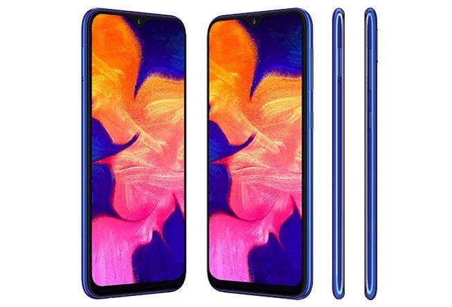 Смартфон Samsung Galaxy A10e представлен официально
