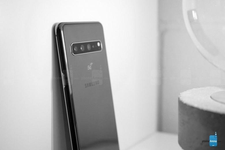 Смартфон Samsung Galaxy Note10 получит сразу две камеры ToF
