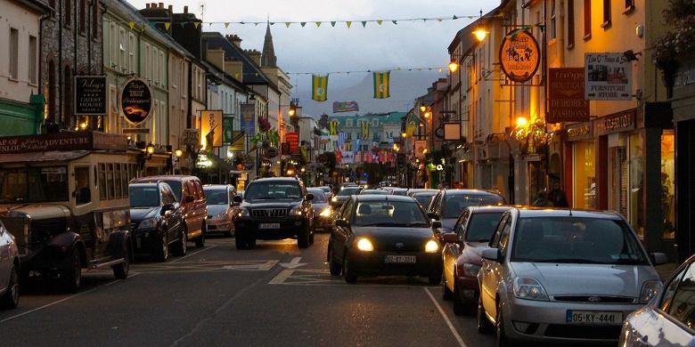 К 2050 году Ирландия планирует достичь нулевых выбросов вредных веществ