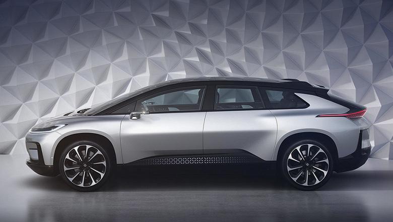 Все проблемы позади. Электромобиль Faraday Future FF91 готов к массовому производству