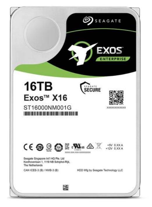 Объем HDD, отгруженных за квартал, превысил 250 ЭБ