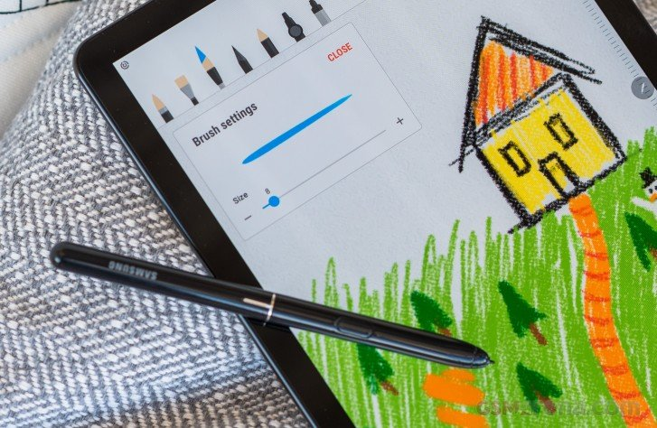 Флагманский планшет Samsung Galaxy Tab S5 со стилусом и SoC Snapdragon 855 выйдет уже в августе