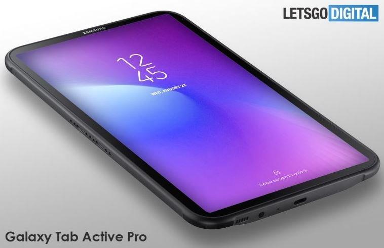 Samsung выпустит защищенный планшет Galaxy Tab Active Pro