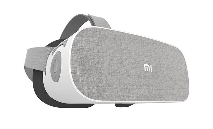 Xiaomi Mi 3D Cinema Headset — домашний кинотеатр в виде шлема виртуальной реальности