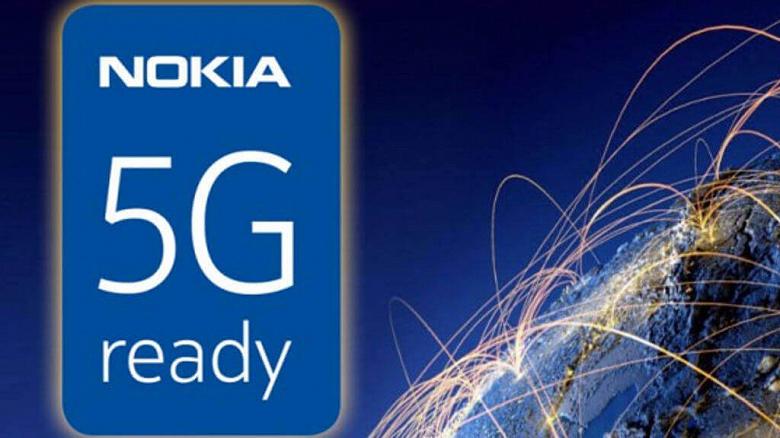 5G-смартфон Nokia 8.2 на подходе