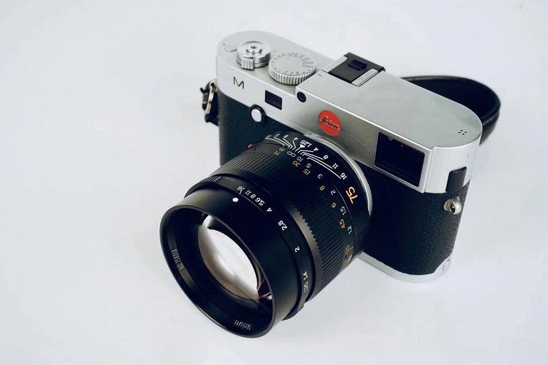 Названа дата начала продаж и цена объектива 7Artisans 75mm f/1.25