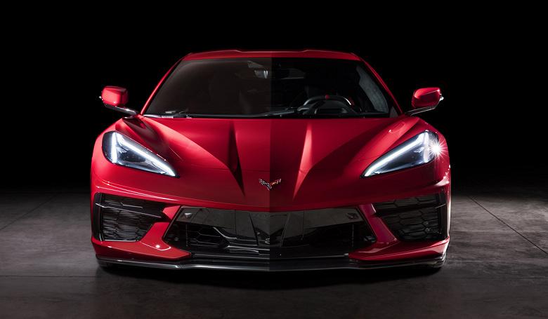NFC, обновления по воздуху, LTE и запись видео разрешением Full HD. Это не смартфон, а новый Chevrolet Corvette Stingray 2020