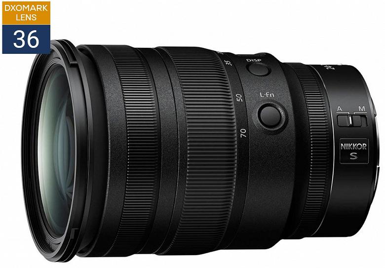 Объектив Nikkor Z 24-70mm f/2.8 S назвали «новым эталоном»