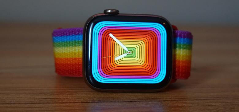 Умные часы Apple Watch с экраном microLED могут выйти в следующем году