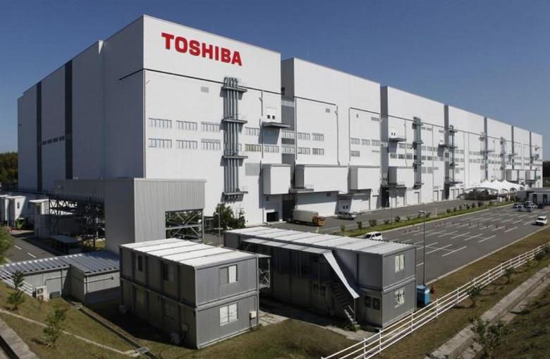Toshiba Memory видит «хороший шанс» для развития бизнеса в слияниях и поглощениях