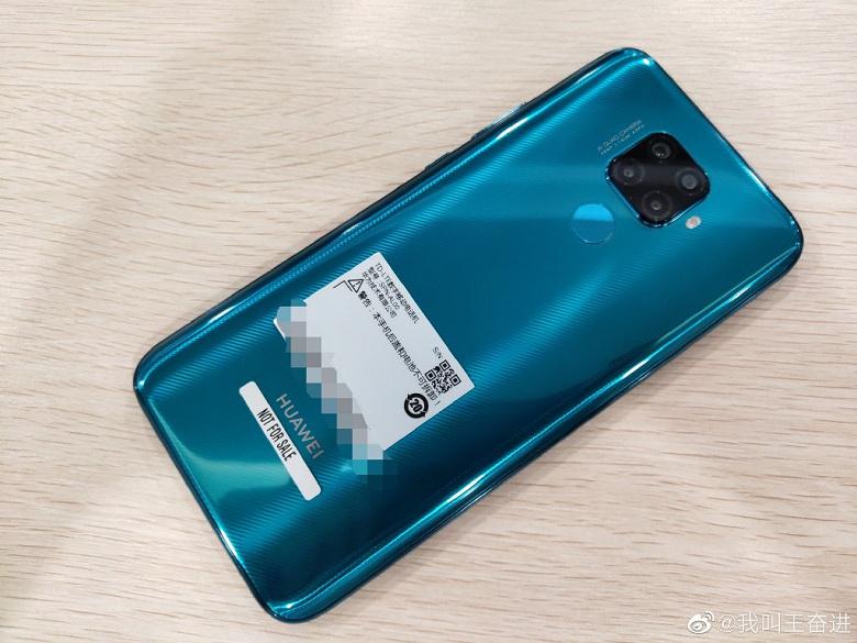 Почти как Huawei Mate 20. Живые фото Huawei Nova 5i Pro