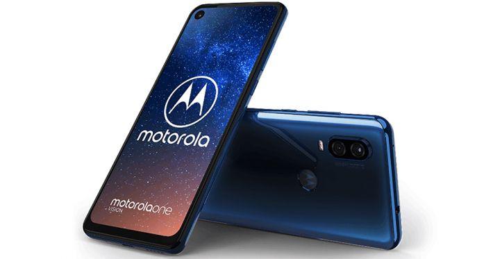 Motorola P50, который является улучшенной версией Motorola One Vision, доступен для предзаказа