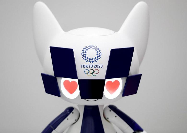 Фотогалерея дня: олимпийские роботы Toyota