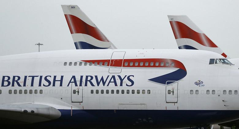 British Airways оштрафуют за неспособность защитить данные пассажиров