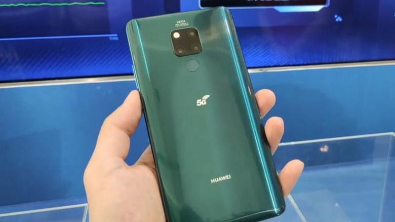 Huawei: производители первых 5G-смартфонов должны думать не о прибыли