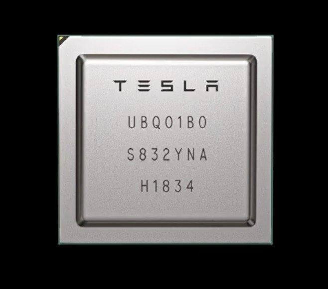В конце года Tesla начнёт обновлять старые автомобили, оснащая их новейшими процессорами FSD
