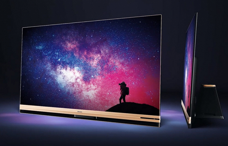 Первый в мире. ЖК-телевизор Hisense U9e получил два экрана и контрастность 150 000:1
