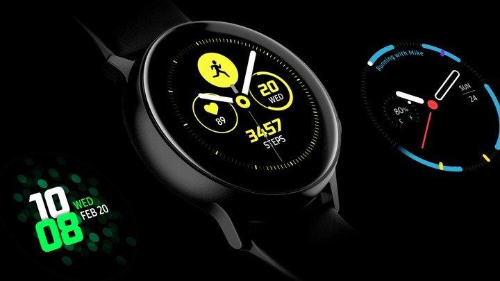 Одно открытие и одно разочарование. У умных часов Samsung Galaxy Watch Active 2 обнаружена таинственная третья модель