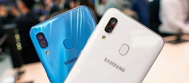 Samsung Galaxy A40 получил поддержку Samsung Pay и июльскую заплатку безопасности Android