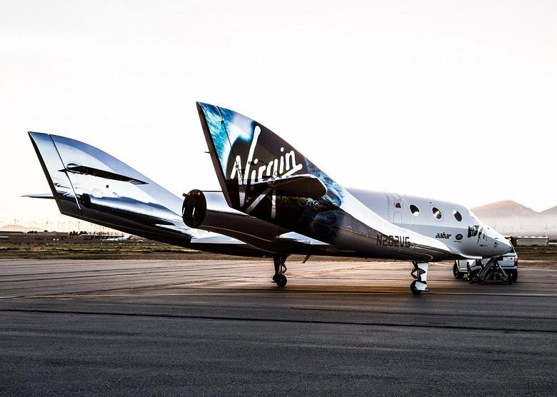 Virgin Galactic будет первой публичной компанией, занимающейся космическим туризмом