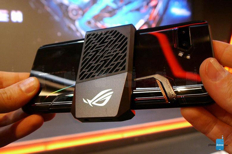 От 500 до 1900 долларов. Объявлены цены шести версий Asus ROG Phone 2