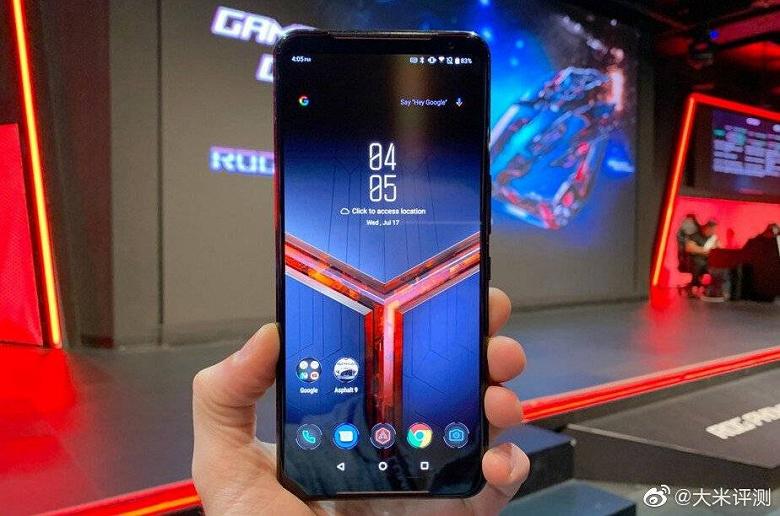 Дешевле флагманов Apple и Samsung. Стала известна цена игрового смартфона Asus ROG Phone 2