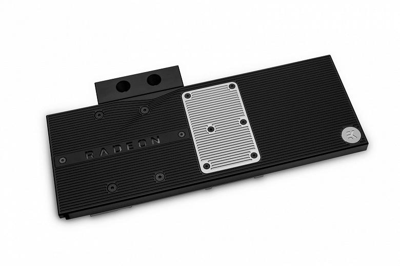 Водоблок EK-Vector Radeon RX 5700 +XT RGB – Special Edition оценен в 180 евро