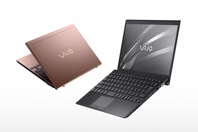 VAIO SX12 — когда у маленького и очень лёгкого ноутбука может быть девять портов