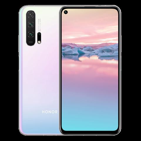 Смартфон Honor 20 Pro Icelandic Illusion поступил в продажу