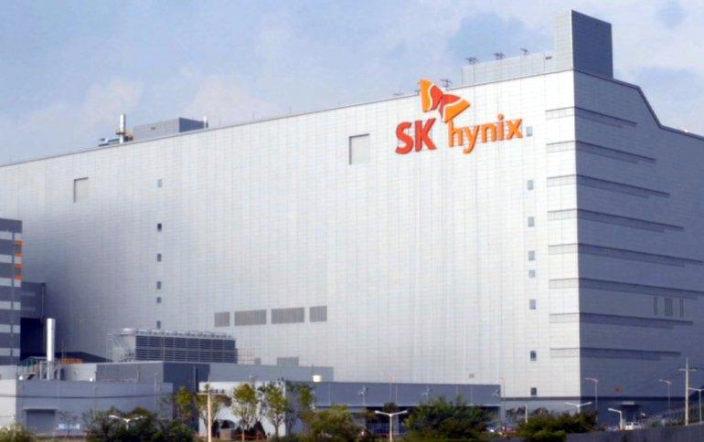 SK hynix может купить одну из полупроводниковых фабрик Intel