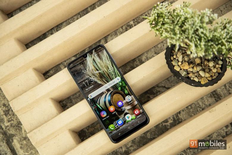Смартфон Samsung Galaxy M30s, который будет существенно производительнее, чем Galaxy M30, появится в продаже уже в августе