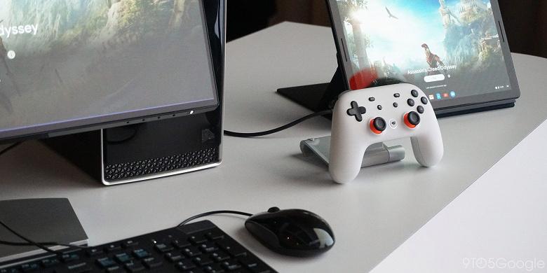 Первое время игровой сервис Google Stadia на смартфонах будет доступен только владельцам аппаратов Pixel последнего поколения