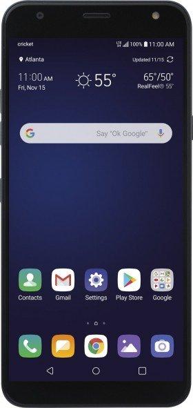 Первое изображение смартфона LG Harmony 3