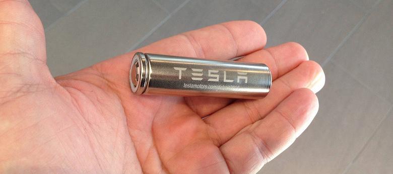 На машины Tesla приходится 22% всех автомобильных аккумуляторов в мире