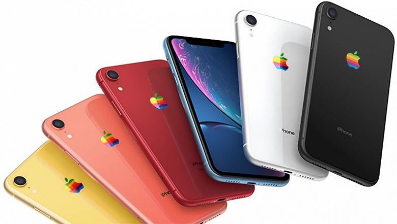 Apple может вернуться к использованию легендарного радужного логотипа