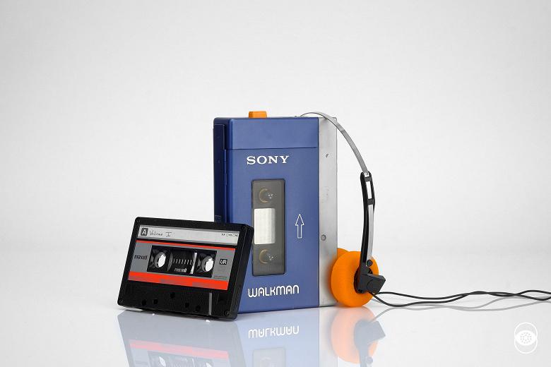 Культовому плееру Sony Walkman TPS-L2 исполнилось 40 лет