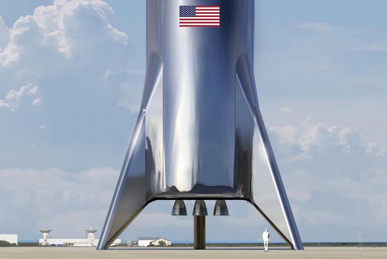 Космический корабль SpaceX Starship могут представить ещё до конца текущего месяца