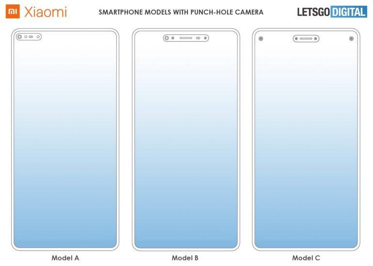 Xiaomi экспериментирует со сдвоенной фронтальной камерой
