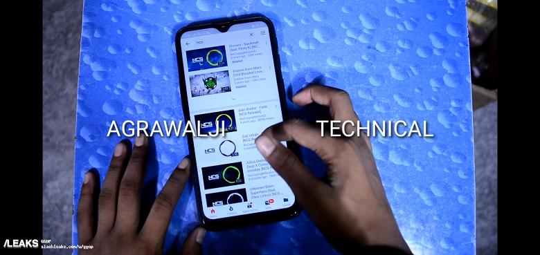 Опубликованы живые изображения бюджетного камерофона Samsung Galaxy M60