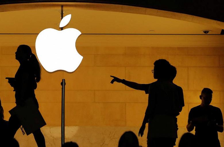Выручка Apple по итогам квартала упадет на несколько миллиардов долларов