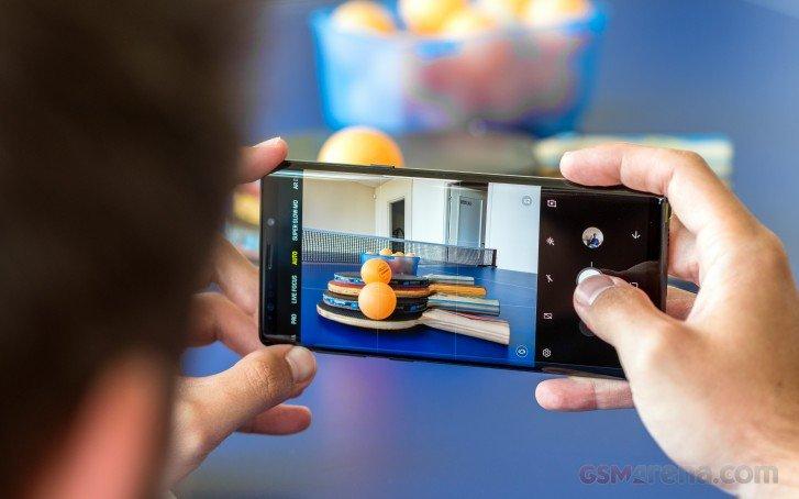 Не все пользователи Samsung Galaxy S9 и Note9 получили исправный ночной режим съемки