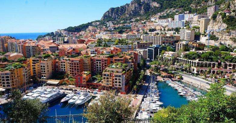 Монако — первая страна в мире, вся территория которой покрыта сетью 5G