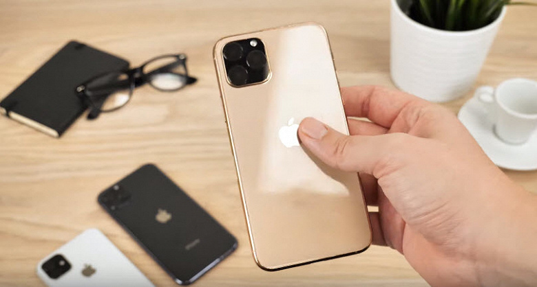 As real The designs IPhone XI, XI R and XI Max are studied in detail in the new video