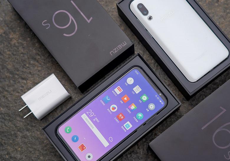 Смартфон Meizu с 5G выйдет во втором квартале следующего года