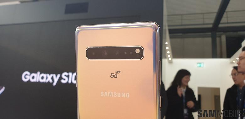 Ожидается дорогая керамика. Назван объём памяти в Samsung Galaxy Note10 5G